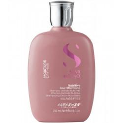 ALFAPARF MILANO Semi Di Lino Moisture Nutritive Low Šampūns 250 ml