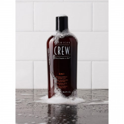 AMERICAN CREW 3-IN-1 Šampūns, Kondicionieris, Dušas Želeja 450 ml