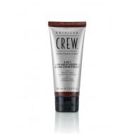 AMERICAN CREW Beard 2-IN-1 Skin Moisturizer & Beard Conditioner Barojošs Sejas Un Bārdas Krēms 100 ml
