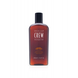 AMERICAN CREW Classic Body Wash Dušas Želeja 450 ml