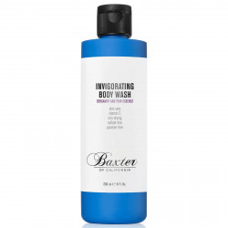 BAXTER OF CALIFORNIA Invigorating Body Wash Dušas Želeja Ar Bergamota un Bumbiera Smaržu 236 ml