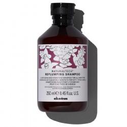 DAVINES Naturaltech Replumping Šampūns 250 ml