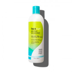 DEVACURL No-Poo Decadence Zero Lather Ultra Moisturizing Milk Šampūns 355 ml