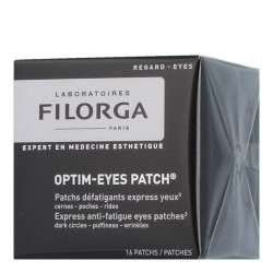 FILORGA Optim Eyes Patch Express Anti-Fatigue Ātras Iedarbības Acu Kompreses