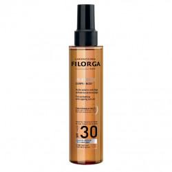 FILORGA UV Bronze Body SPF 30 Sauļošanās Eļļa 150 ml