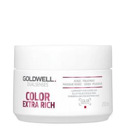 GOLDWELL Dualsenses Color Extra Rich 60sec Maska 200 ml