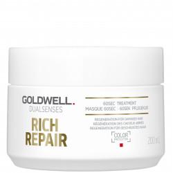 GOLDWELL Dualsenses Rich Repair 60sec Maska 200 ml