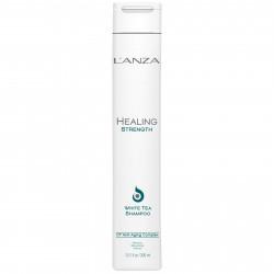 L'ANZA Healing Strength Baltās Tējas Šampūns 300 ml