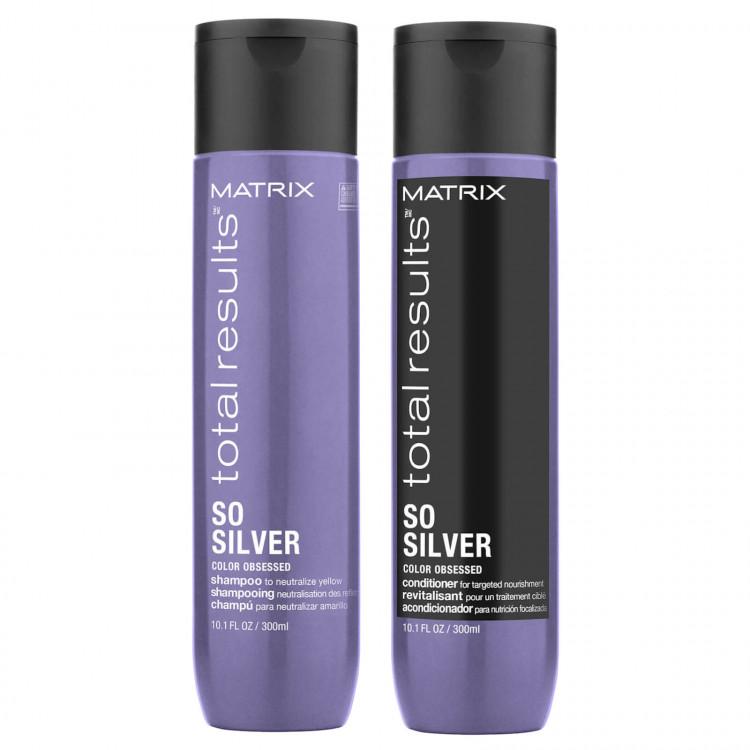 MATRIX Total Results So Silver Komplekts