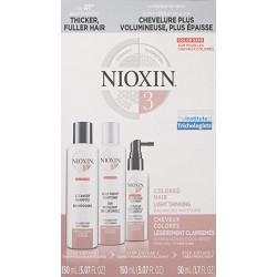 NIOXIN 3 PART SYSTEM 3 Trial Komplekts