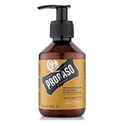 PRORASO Wood & Spice Šampūns Bārdai 200 ml