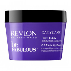 REVLON PROFESSIONAL Be Fabulous Daily Care Fine Hair Lightweight Maska 200 ml