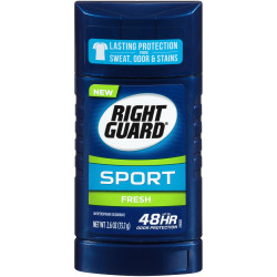 RIGHT GUARD Sport Fresh Antiperspirants-Dezodorants Vīriešiem 73.7 g