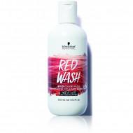 SCHWARZKOPF PROFESSIONAL Bold Color Red Wash Šampūns 300 ml