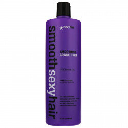 SEXY HAIR Smooth Sulfate-Free Smoothing Kondicionieris 1000 ml
