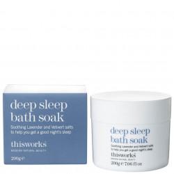 THISWORKS Deep Sleep Bath Soak Vannas Sāls 200 g