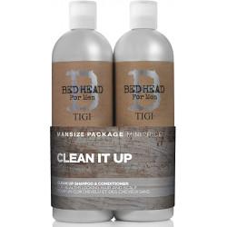 TIGI Bed Head For Men Clean It Up Komplekts