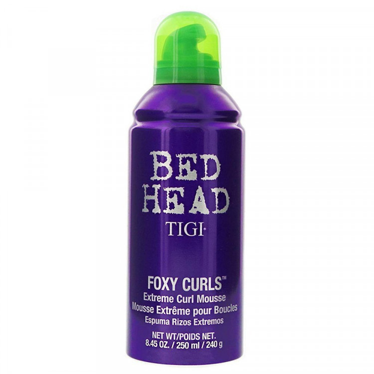 TIGI Bed Head Foxy Curls Extreme Curl Matu Putas 250 ml