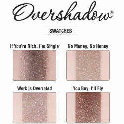TheBalm Overshadow If You're Rich, I'm Single