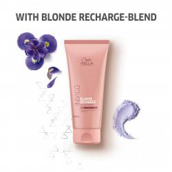 WELLA PROFESSIONALS Invigo Blonde Recharge Cool Blonde Kondicionieris 200 ml
