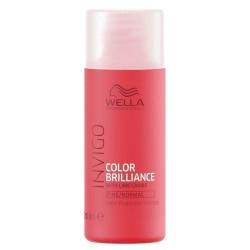 WELLA PROFESSIONALS Invigo Color Brilliance Fine/Normal Šampūns 50 ml