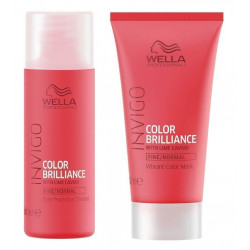 WELLA PROFESSIONALS Invigo Color Brilliance Fine/Normal Komplekts