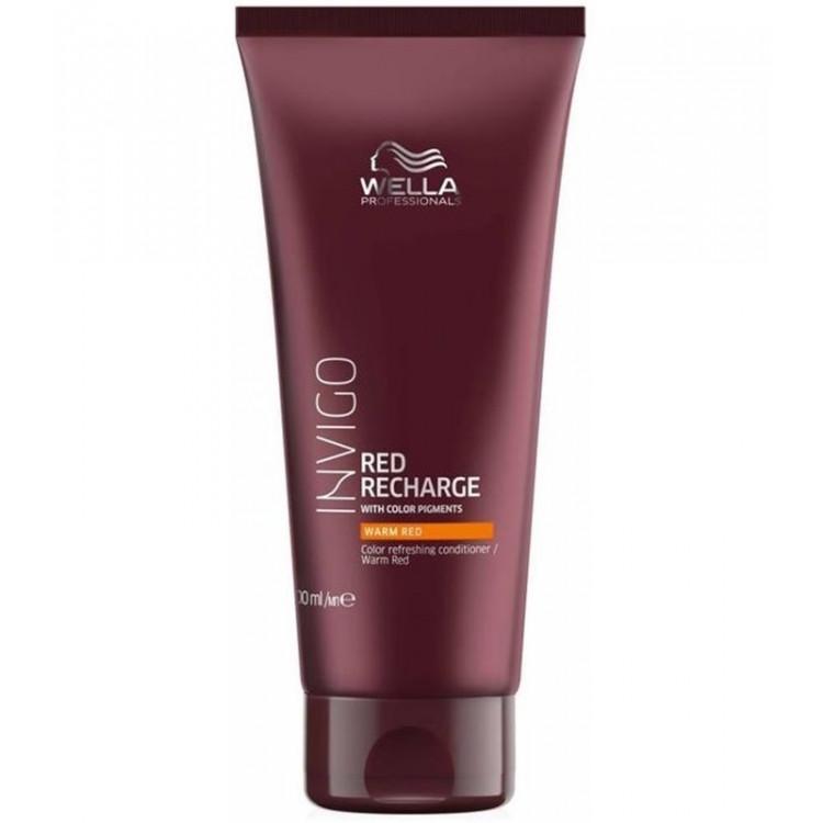 WELLA PROFESSIONALS Invigo Color Recharge Warm Red Kondicionieris 200 ml