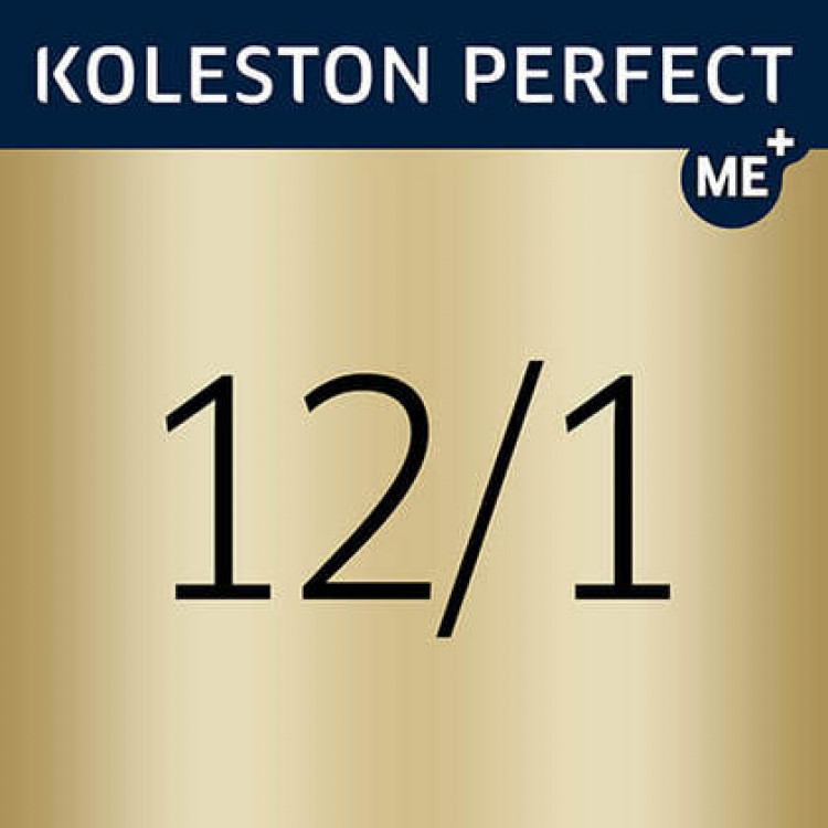 WELLA PROFESSIONALS Koleston Perfect ME+ Matu Krāsa Special Blonde 12/1 60 ml