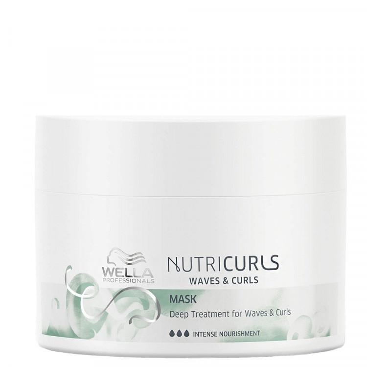WELLA PROFESSIONALS Nutricurls Maska 150 ml