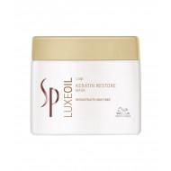 WELLA PROFESSIONALS SP LuxeOil Keratin Restore Maska 400 ml
