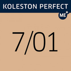 WELLA PROFESSIONALS Koleston Perfect ME+ matu krāsa Pure Naturals 7/01 60 ml