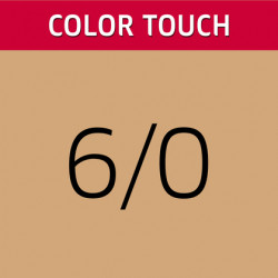 WELLA PROFESSIONALS Color Touch 6/0 Dark Blonde Matu Krāsa 57 g