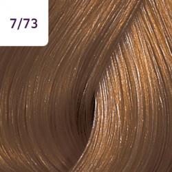 WELLA PROFESSIONALS Color Touch 7/73 Medium Gold Blonde Matu Krāsa 57 g
