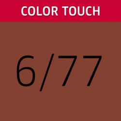 WELLA PROFESSIONALS Color Touch  6/77 Dark Blonde/Intense Brown Demi-Permanent Matu Krāsa 57 g