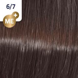 WELLA PROFESSIONALS Koleston Perfect ME+ matu krāsa Deep Browns 6/7 60 ml