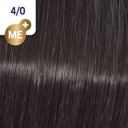 WELLA PROFESSIONALS Koleston Perfect ME+ matu krāsa Pure Naturals 4/0 60 ml
