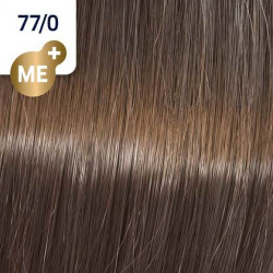 WELLA PROFESSIONALS Koleston Perfect ME+ matu krāsa Pure Naturals 77/0 60 ml