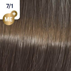 WELLA PROFESSIONALS Koleston Perfect ME+ matu krāsa Rich Naturals 7/1 60 ml