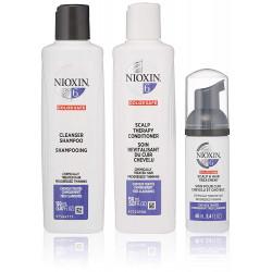 NIOXIN 3 PART SYSTEM 6 Komplekts (BEZ IEPAKOJUMA)