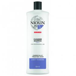 NIOXIN System 5 Cleanser Šampūns 1000 ml (JAUNS IEPAKOJUMS)