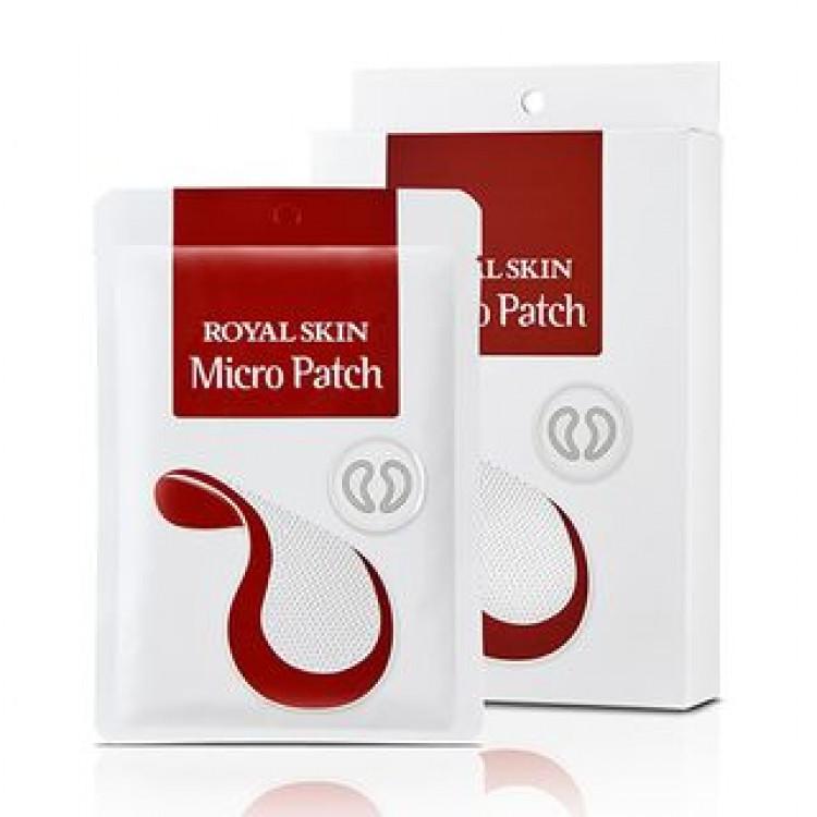 Royal Skin Micro Patči 273mg x 8 gab