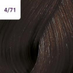 WELLA PROFESSIONALS Color Touch 4/71 Medium Brown/Brown Ash Demi-Permanent Matu Krāsa 57 g