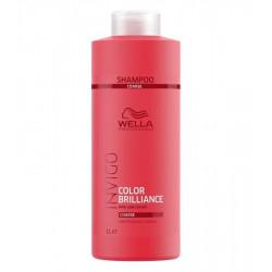 WELLA  PROFESSIONALS Invigo Brilliance Coarse Šampūns 1000 ml